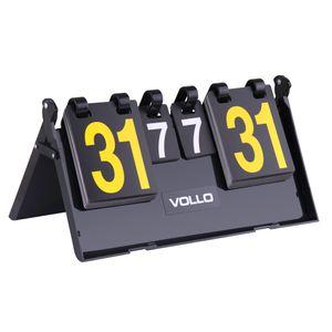 Placar Vollo PVC Rigido 31 Pontos 7 Sets