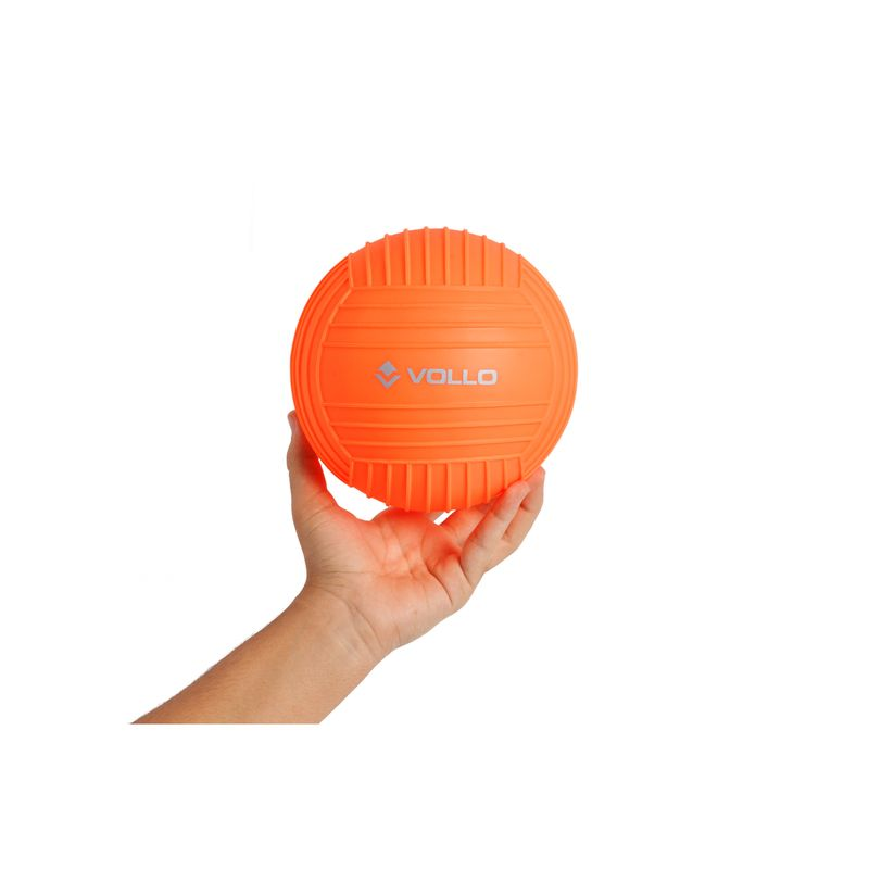 VV015-1-Bola-Mini-de-Iniciacao-ao-Polo-Aquatico-15-CM-Laranja-Vollo--Foto-1