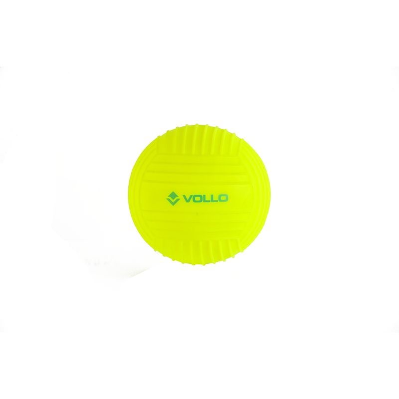 VV015-2-Bola-Mini-de-Iniciacao-ao-Polo-Aquatico-15-CM-Amarela-Vollo--Foto-2