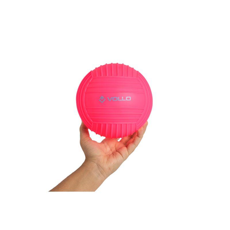 VV015-3-Bola-Mini-de-Iniciacao-ao-Polo-Aquatico-15-CM-Rosa-Vollo--Foto-1